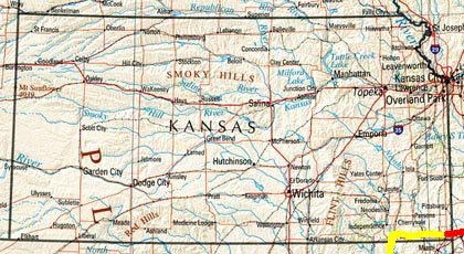 Where39s Joe Texas Oklahoma Kansas Missouri